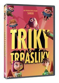 Triky s trpaslíky DVD
