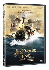 Jim Knoflík, Lukáš a lokomotiva Ema DVD