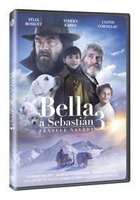 Bella a Sebastian 3: Přátelé navždy DVD