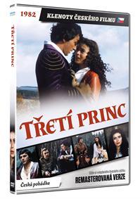 Třetí princ (remasterovaná verze) DVD