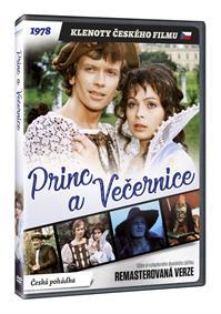 Princ a Večernice (remasterovaná verze) DVD