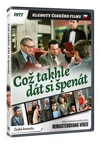 Což takhle dát si špenát (remasterovaná verze) DVD
