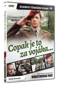 Copak je to za vojáka... (remasterovaná verze) DVD