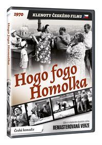 Hogo fogo Homolka (remasterovaná verze) DVD