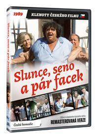 Slunce, seno a pár facek (remasterovaná verze) DVD