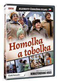 Homolka a tobolka (remasterovaná verze) DVD