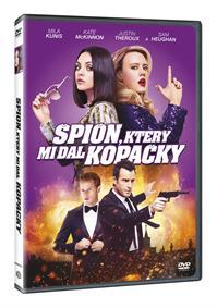 Špión, který mi dal kopačky DVD