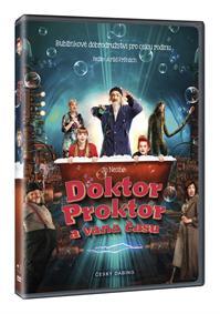 Jo Nesbo: Doktor Proktor a vana času DVD