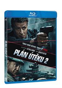 Plán útěku 2 Blu-ray