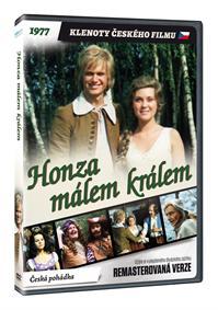 Honza málem králem (remasterovaná verze) DVD