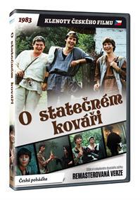 O statečném kováři (remasterovaná verze) DVD