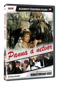 Panna a netvor (remasterovaná verze) DVD