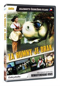 Za humny je drak (remasterovaná verze) DVD