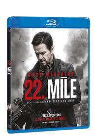 22. míle Blu-ray