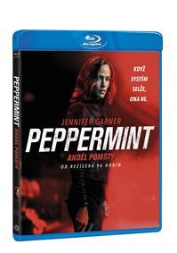 Peppermint: Anděl pomsty Blu-ray