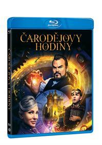 Čarodějovy hodiny Blu-ray