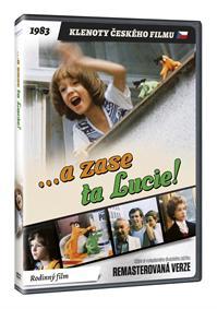 ...a zase ta Lucie! (remasterovaná verze) DVD