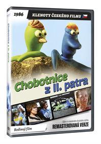 Chobotnice z II. patra (remasterovaná verze) DVD