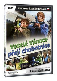 Veselé Vánoce přejí chobotnice (remasterovaná verze) DVD