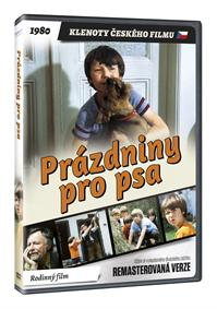 Prázdniny pro psa (remasterovaná verze) DVD