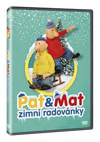 Pat a Mat: Zimní radovánky DVD