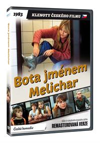 Bota jménem Melichar (remasterovaná verze) DVD