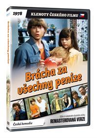 Brácha za všechny peníze (remasterovaná verze) DVD