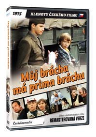 Můj brácha má prima bráchu (remasterovaná verze) DVD