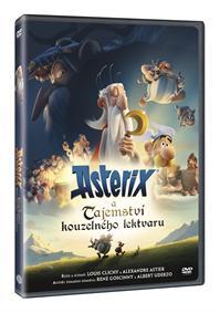 Asterix a Tajemství kouzelného lektvaru DVD