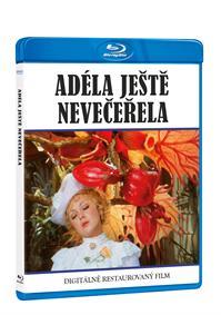 Adéla ještě nevečeřela Blu-ray (digitálně restaurovaná verze)