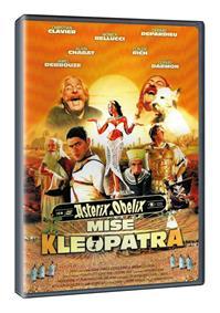 Asterix a Obelix: Mise Kleopatra DVD