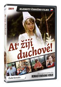 Ať žijí duchové! (remasterovaná verze) DVD