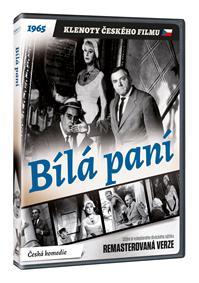 Bílá paní (remasterovaná verze) DVD