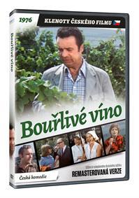 Bouřlivé víno (remasterovaná verze) DVD