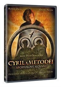 Cyril a Metoděj - Apoštolové Slovanů DVD
