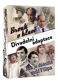 Divadelní adaptace kolekce 2DVD