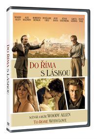 Do Říma s láskou DVD