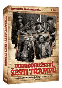 Dobrodružství šesti trampů 2DVD