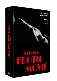 Erotic movie kolekce 3DVD