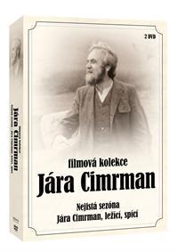 Filmová kolekce Jára Cimrman 2DVD (remasterovaná verze)
