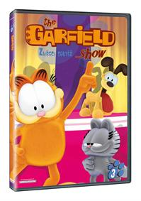 Garfieldova show 3 DVD