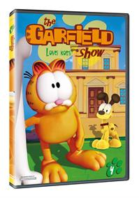 Garfieldova show 4 DVD
