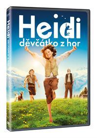 Heidi, děvčátko z hor DVD