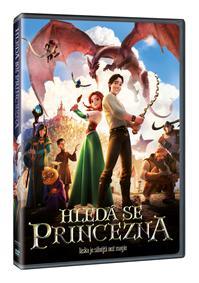 Hledá se princezna DVD