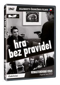 Hra bez pravidel (remasterovaná verze) DVD