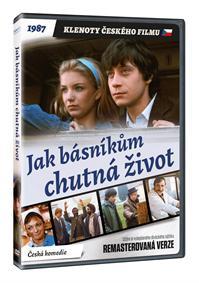 Jak básníkům chutná život (remasterovaná verze) DVD