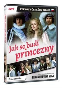Jak se budí princezny (remasterovaná verze) DVD