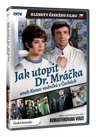 Jak utopit Dr. Mráčka aneb Konec vodníků v Čechách (remasterovaná verze) DVD