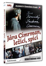 Jára Cimrman, ležící, spící (remasterovaná verze) DVD