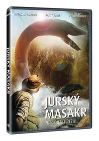 Jurský masakr DVD